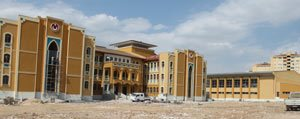 Ortaögretim Kampüsünde Okul Binalari Yükselmeye Devam Ediyor