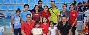 Can: Türkiye Minikler Taekwondo Sampiyonasindan Yüzümüzün Akiyla Çiktik