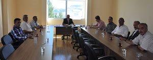 Sariveliler Belediye Meclisinden Kinama
