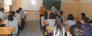 `Piri Reis Gençlik Merkezi` Tanitim Çalismalarina Devam Ediyor