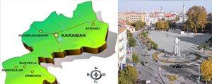 Konya - Karaman Bölgesi 1/100.000 Ölçekli Çevre Düzeni Plani Onaylandi