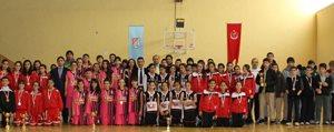 Karaman'da Basketbolun Yildizlari Parladi