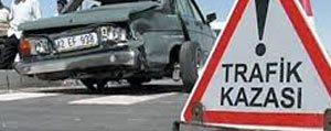 Iki Otomobilin Çarpistigi Kazada 3 Kisi Yaralandi