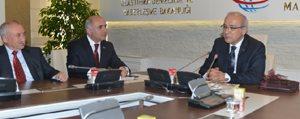 Bakan Elvan: Yapacagimiz Yeni Yollarla Karaman'i Denizle Bulusturacagiz