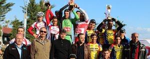 Karaman Belediye Spor Bisiklet Takimi Türkiye Üçüncüsü Oldu