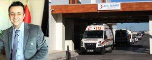 Altunsoy: 112 Teknolojinin Tüm Imkânlarini Kullaniyor