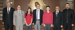 Fatih Anadolu Lisesi Italya'ya Gidiyor