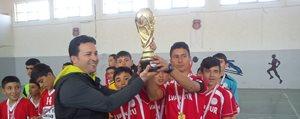 Futsal Il Birincileri Belli Oldu