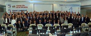 TÜRMOB Avrupa Muhasebeciler Federasyonuna Tam Üye Oldu