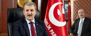 BBP Genel Baskani Destici, Karaman'a Geliyor