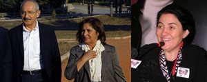 Kiliçdaroglu'nun Esi Yarin Karaman'a Geliyor