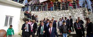 """BBP Genel Baskani Mustafa Destici: """"Adalet Geciktirilmez Tez Verilmeli"""""""