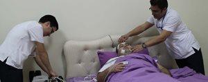 Hastanede Bir Ilk! Uyku Ünitesi Hizmete Girdi