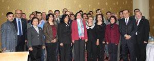 CHP, Belediye ve Il Genel Meclisi Adaylarini Tanitti