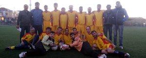 Isitme Engelliler Spor Kulübü 2. Lige Katildi
