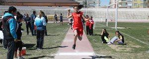 Atletizm Yarismalari Sona Erdi