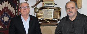 """Simsek Bisküvi Is Gelistirme Müdürü Topal: """"KGRT'yi Ziyaret Ettim. Çok Çok Duygulandim"""