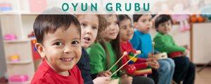 Anne-Çocuk Oyun Gruplari 5 Nisan'da Basliyor