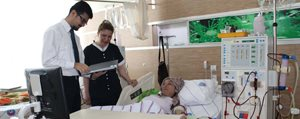Diyaliz Servisi, Hastalara Konforlu Bir Tedavi Sunuyor