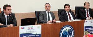 KMÜ'de Destekleme Programlari Bilgilendirme Toplantisi Yapildi