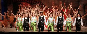 Seslerle Anadolu Oyunu Karaman'a Geliyor