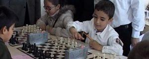 Satranç Turnuvasi Basladi