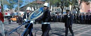 Türk Polis Teskilati'nin 169. Kurulus Yildönümü Kutlandi