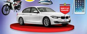 Makro Avm'nin BMW'si Karaman'a Çikti