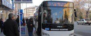 Belediye Otobüsleri 6 Milyon Yolcu Tasidi