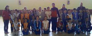 23 Nisan Ulusal Egemenlik Çocuk Kupasi Badminton Müsabakalari Sona Erdi
