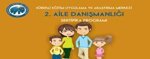 KMÜ'de Aile Danismanligi Kursunun Ikincisi Düzenlenecek