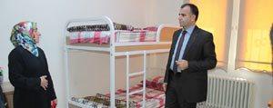 Sultanoglu'nun Okul Ziyaretleri Devam Ediyor