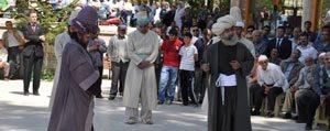 Mevlana, Karaman'dan Konya'ya Törenle Ugurlanacak