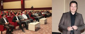KMÜ'de Helal Gida Konferansi