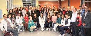 Saglik Meslek Lisesi Ögrencileri Hollanda'da Egitim Çalismasi Yaptilar