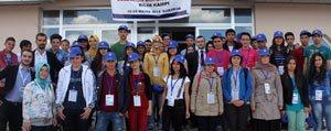 KMÜ'de Bilim Kampi Etkinlikleri Basladi