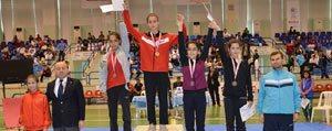 Yildiz Taekwondoculardan 3 Madalya