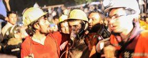Soma'da Hayatini Kaybeden Maden Isçileri Için Taziye Mesajlari