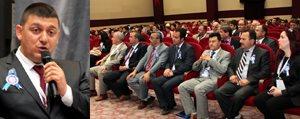 KMÜ'de Spor Bilimleri Ögrenci Kongresi Basladi
