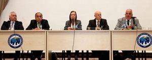 KMÜ'de Spor Ögrencilerine Kariyer Paneli