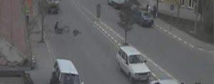 Kazalar Mobese Kamerasina Yansidi
