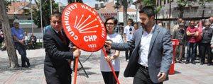 CHP, 19 Mayis Bayramini Buruk Kutladi