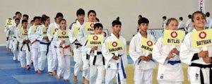 Judo Yildizlar Türkiye Sampiyonasi Karaman'da Basladi