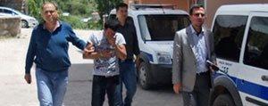 Karaman`daki Gasp Olayinin Üçüncü Süphelisi De Yakalandi