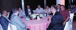 Karaman`da Karkop 5. Kurulus Yildönümünü Kutladi