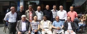 Milletvekillerinden Hemserimize Ait Simit Sarayi'na Nezaket Ziyareti