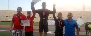 Yildizlar Puanli Atletizm Sampiyonasi'nda Türkiye 2.'si Oldu