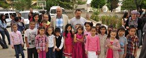 Baskan Çaliskan Minik Çevrecileri Kutladi