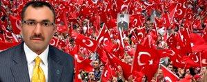 Türk Egitim-Sen: Bayragini Kap Gel