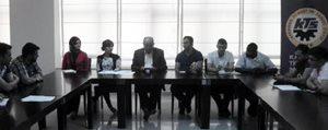 `Ihracat - Ithalat Uygulama Personeli Yetistirme Programi ` Projesi Egitimi Odamizda Verilmeye Basladi